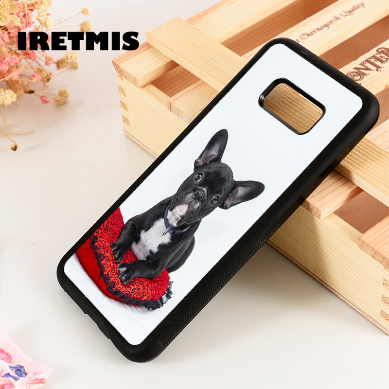 Iretmis S3 S4 S5 Silicon Rubber phone case cover for