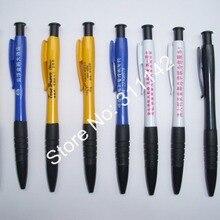 Рекламный Пользовательский логотип недорогая шариковая ручка лучшие продажи