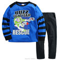 18M~6T New 2017 Quality Cotton Brand Baby Boys Children Suits 2pcs Kids Toddler Clothing Clothes Sets Boys Baby Sets Long Sleeve