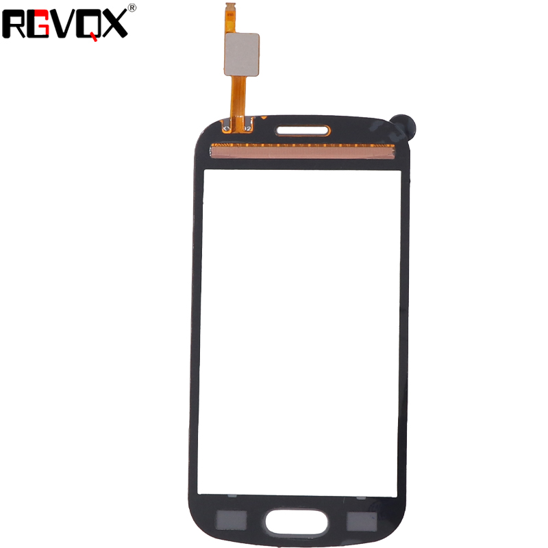New Touch Screen For Samsung Galaxy Trend Lite S7390 S7392 Digitizer Front Glass Lens Sensor Panel White Black in Mobile Phone Touch Panel from Cellphones Telecommunications