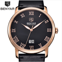 BENYAR Mens Watches Top Brand Luxury Men's Quartz Watch Waterproof Sport Watches Men Date Clock Relogio Masculino Relojes Hombre цена и фото