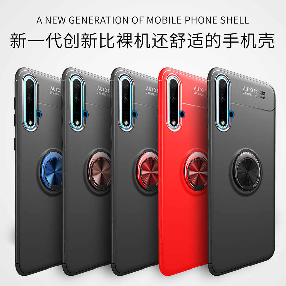 Coque Copertura 6.39For Huawei Nova 5 Per Il Caso di Huawei Nova 5 6 7 Nova5 Nova6 Nova7 Pro SE 4G 5G Caso Della Copertura Posteriore Del Telefono Coque