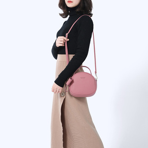 Image 3 - WEICHENรอบกระเป๋าถือผู้หญิงเรขาคณิตสุภาพสตรีไหล่กระเป๋าหนังผู้หญิงCrossbody Messengerกระเป๋าSac Bolsa HOT