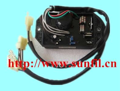 Automatic KI-DAVR-50S3 ,AVR,three phase automatic voltage regulator,generator parts,Free shipping цена