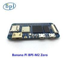 Allwinner H2+ с открытым исходным кодом Аппаратная платформа BPI M2 zero все ineter лицо же как Raspberry pi Zero W