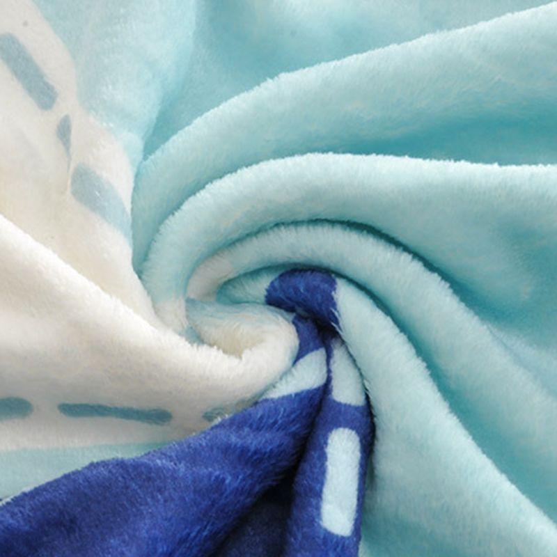 Soft Blanket Comfortable Children