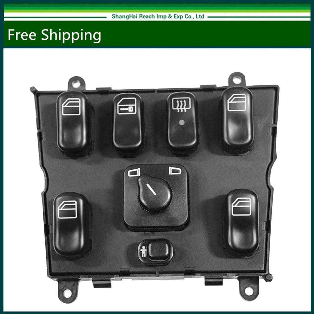E2c new 1638206610 hight quality new power window switch for Mercedes benz window switch