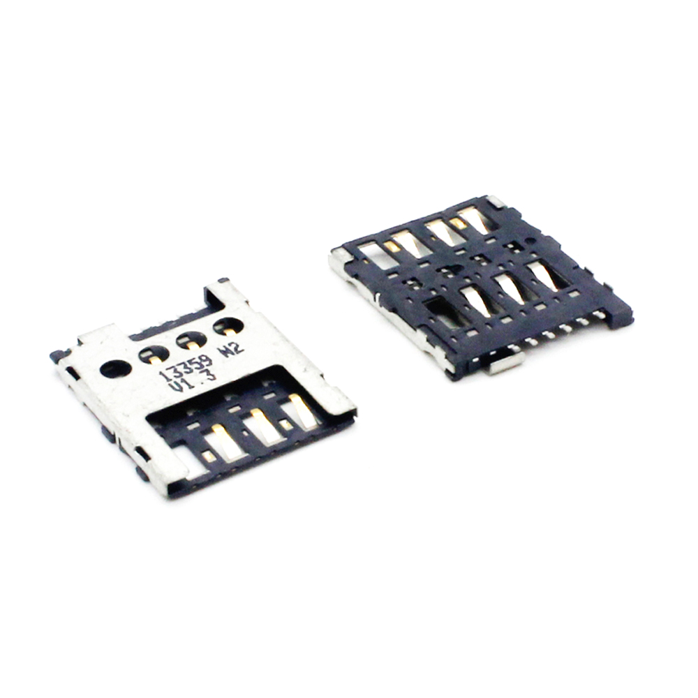New Sim Card Reader Socket Connector Holder Tray Slot For Nokia Lumia 630 635 636 530 Replacement