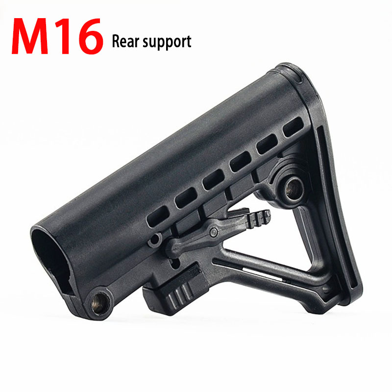 Outdoor Fun & Sports Outdoor Sports Accessories Concave Convex Tube Can Be Equipped With Top Spin Jinming8 Gen8 Nylon 556 Hk416 Ttm Water Bullet Gun Toys & Hobbies