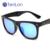 Espeleología TenLon Gafas Piernas Anchas Camuflaje Colorido Marco de las lentes Hombres gafas de Sol de Verano gafas de sol de los hombres gafas de sol UV400