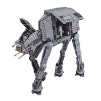 In Stock 05051 Star 1206Pcs Series Wars Force Awaken The AT AT Transpotation Armored Robot Lepin