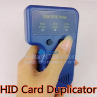 H I D Prox Card II Reader Writer Duplicator 125K RFID Copier Software No Need 3