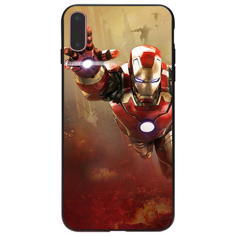 Detail Feedback Questions About Maiyaca For Iphone 8 X Iron Man