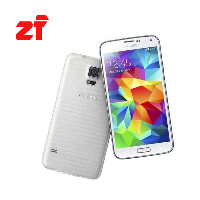 S5 Original Unlocked Galaxy S5 G900F G900H 16MP Quad core GPS WIFI new Mobile Phone