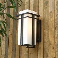 European Exterior Wall Lamp Aisle Corridor Porch Light Waterproof Outdoor Wall Lamp Balcony Shop Lamp Ip65 Outdoor led lighting