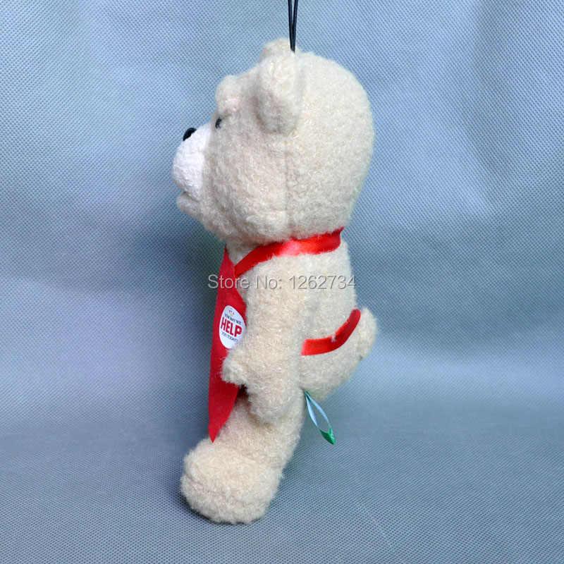 """Brinquedo genuíno bonito da boneca do luxuoso do urso do teddy do filme dos desenhos animados 8 """"tytj"""