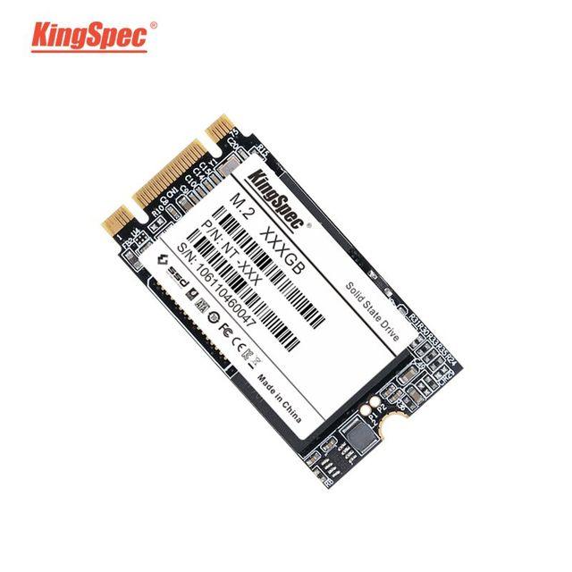 KingSpec m.2 ssd 2242 120 ГБ 480 ГБ 500 M.2 SATA NGFF привод M2 ssd внутренний жесткий диск ssd для джемпер ezbook 3 pro