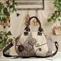 Frete Grátis! Mais Novos Apliques typeTop-quatity Hot-venda bolsa Da Senhora saco de transporte ocasional bolsas de Senhora Da moda titular