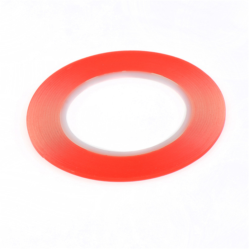 2-10mm 50M Double Side Tape Strong Sticky Adhesive Special For Repairing Cellphone Touch Screen Lcd Display Pannel VI459 P18 0.2
