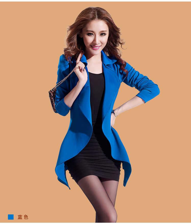 2018 autumn women blazers with dress plus size tight suit 2 pieces ladies casual foldable coats jacket feminino suit blazer T550