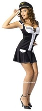 FREE SHIPPING S-2XL 84634  sexy costumes sailor costume halloween Costume for women