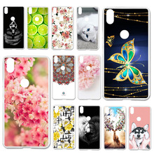Phone Cases For BQ X5 Plus Aquaris Case Silicone Cover X5Plus Soft TPU bag Fundas