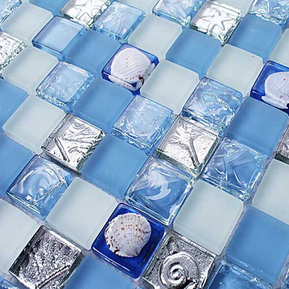 Online Get Cheap Crystal Glass Mosaic Tiles Alibaba Group