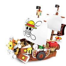 ประกอบเรือโจรสลัดชุดเด็กอาคารบล็อกอิฐของขวัญใช้งานร่วมกับ Legoing ของเล่นเด็กการศึกษา SLPF
