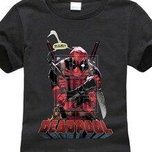 Kényelmes márka Női Marvel Comics Deadpool Meghalni Új X-Nők Superhero Film Női T Shirt Népszerű Felsők 32837326126