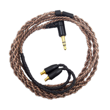 A2Dc Connector Pure Copper Cable For Ath Headset Cks1100 E40 E50 E70 Ls200 Ls300 Ls400 Ckr90 Ckr100 Ls50 Ls70 Headphones