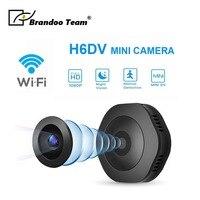 Mini Wifi Camera Cam Wearable 1080P HD H.264 Body Camera