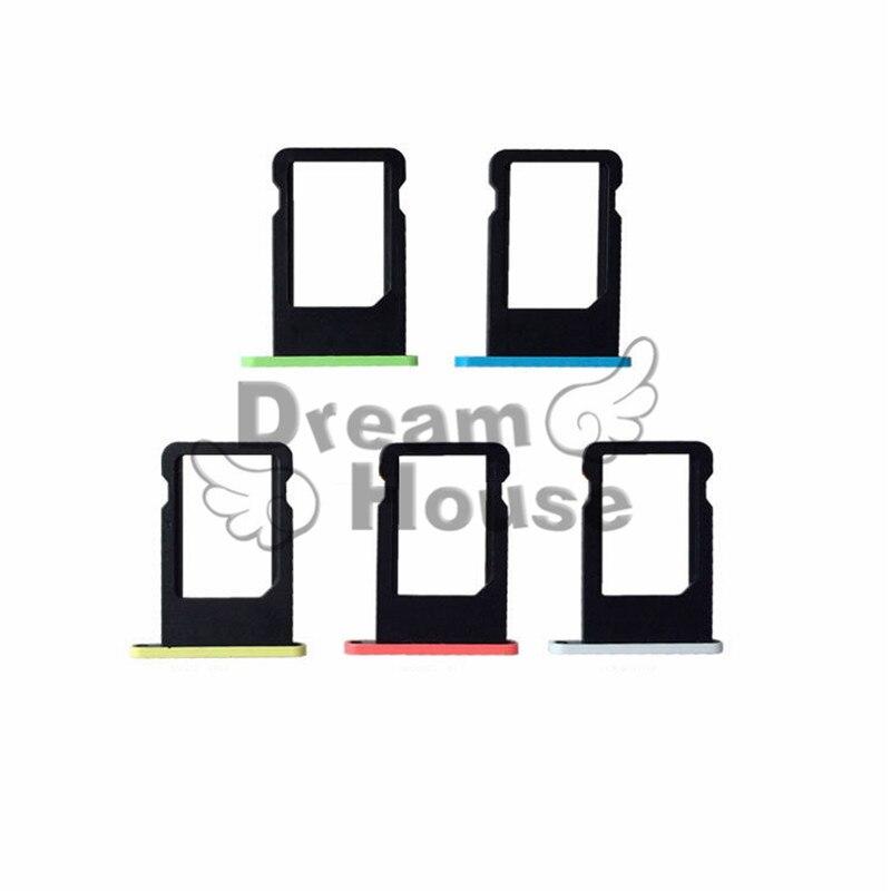 ヾ(^▽^)ノAlta calidad nueva tarjeta Sim bandeja para el Iphone 5C ...