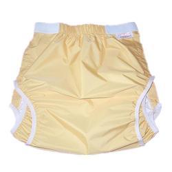 Бесплатная доставка FUUBUU2228-YELLOW водонепроницаемые штаны/подгузники для взрослых/штаны для недержания/подгузники с карманами