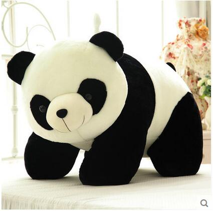 50cm Lovely Super Cute Stuffed Kid Animal Soft Plush Panda Gift Present Doll Toy 40cm super cute plush toy panda doll pets panda panda pillow feather cotton as a gift to the children and friends