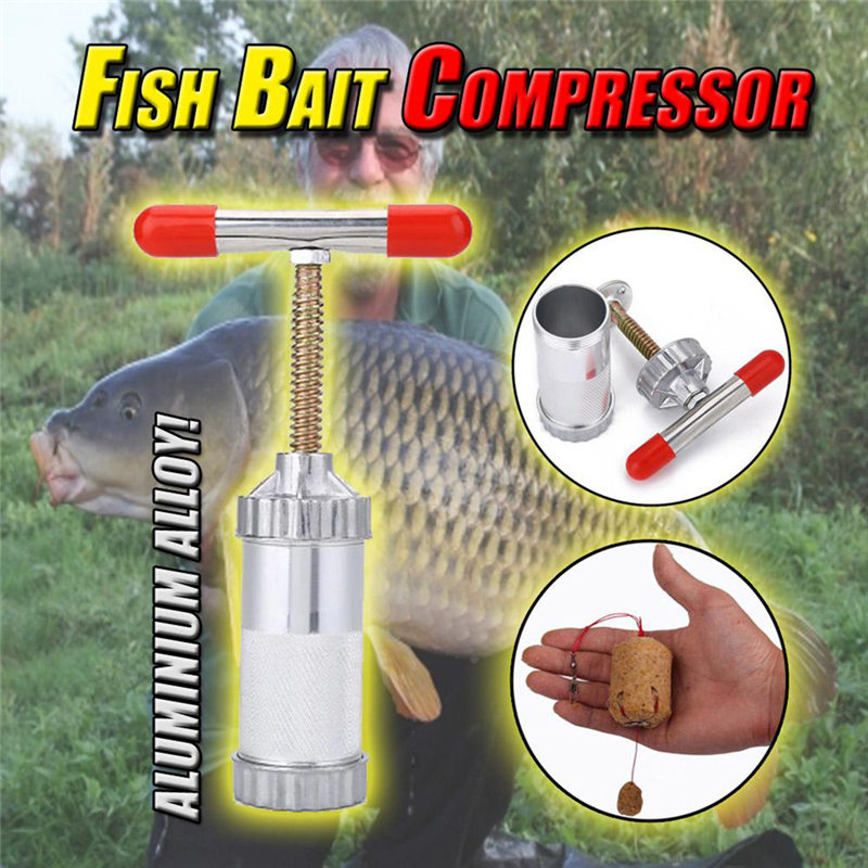 New Fish Bait Compressor Lure Shaping Hook Metal Alloy Bait Mold Practical Tools Fishing Accessories Pesca Accesorios 7 image