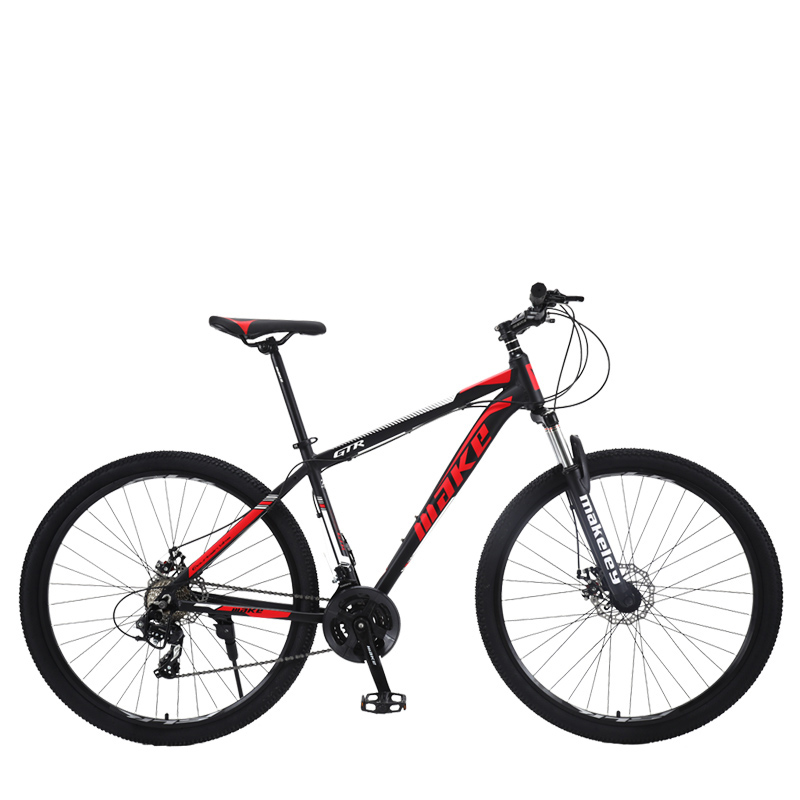 "Mountain Bike MAKE 26""/27.5""/29"" 24 Speed Disc Brakes Aluminium Frame(China)"