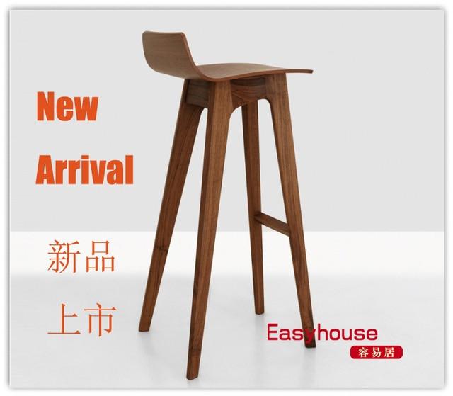 Formstelle Morph Barstool Nordic Wood Barstool IKEA Lounge Chair Designer  Bar Stool