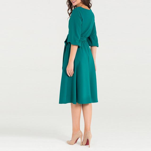women-autumn-o-neck-dress-2018-summer-womens-elegant-vintage-bohemian-beach-dresses-casual-loose-dresses-vestidos