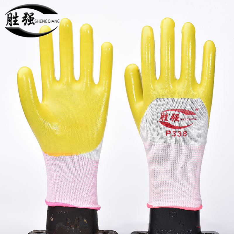 Antistatic PVC Nylon Safety Gloves Durable Non-slip Oil Resistant Static ESD Electronic PU Working Gloves Kitchen ElectricianAntistatic PVC Nylon Safety Gloves Durable Non-slip Oil Resistant Static ESD Electronic PU Working Gloves Kitchen Electrician