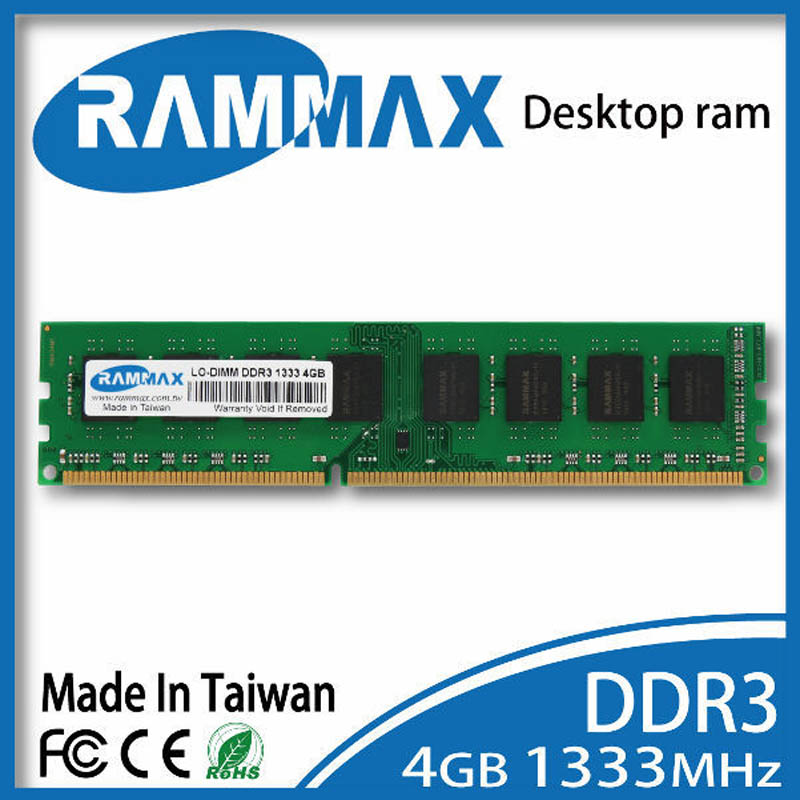 New sealed LO-DIMM1333Mhz Desktop Ram Memory 4GB ddr3 PC3-10600 240pin/ CL9 workable with motherboard for AMD/Intel PC Computer kingston valueram desktop memory ram ddr3 2gb 4gb 8gb 1333 mhz pc3 10600 non ecc 240 pin dimm memoria ram computer computador pc