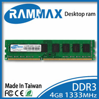 New Sealed LO DIMM1333Mhz Desktop Ram Memory 4GB Ddr3 PC3 10600 240pin CL9 Workable With Motherboard