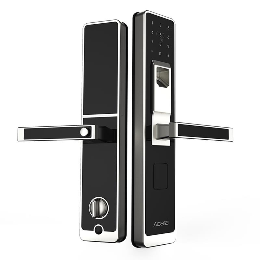 Xiaomi Aqara Smart Fingerprint Door Lock S2 Keyless Lock Digital Touch Screen Smart Home For Mi Home App Control 5 0 inch touch screen for xiaomi mi4i touch screen for xiaomi mi4i mi 4i touch screen smart phone