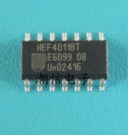 Бесплатная доставка Новый % 100 HEF4011BTSOP-3.9