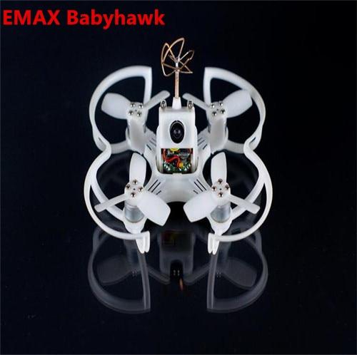 Babyhawk 87mm Brushless FPV Racer Drone F3 Femto Flight Control Camera Drone RC Racing Quadcopter -PNP Version Q20399