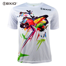 2017 BXIO Brand Men Cycling Jersey Only Short Sleeves Pro Team Bike Wear Ropa Ciclismo MTB Bicycle Clothes Sport Shirt BX-YD004