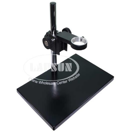 Большой Размеры регулируемую стрелы большой стерео Arm настольная подставка 50 мм кольцо держатель для лаборатория промышленность микроскоп Камера