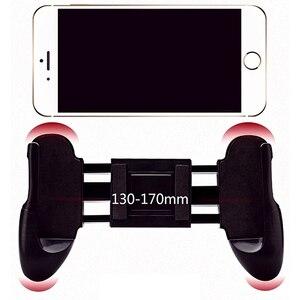 Image 4 - אוניברסלי נייד טלפון משחק ידית gamepad בקר משחק קונסולות עבור PUBG נייד עבור iphone אנדרואיד