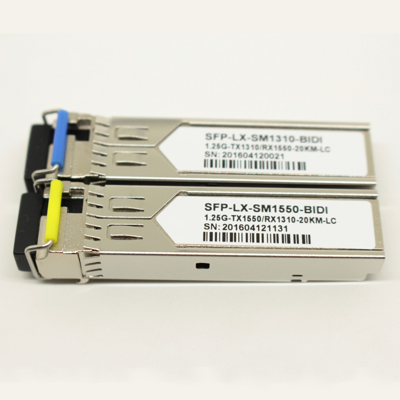 SFP-GE-LX-BIDI 1.25G 2040 80KM optical module Gigabit single-mode fiberSFP-GE-LX-BIDI 1.25G 2040 80KM optical module Gigabit single-mode fiber