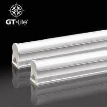 GT-Lite PVC Plastic 4W LED Tube Light 110vV 220V 240V 30cm 60cm LED Wall Lamp Cold White LED Fluorescent T5 Neon LED T5 Lamp