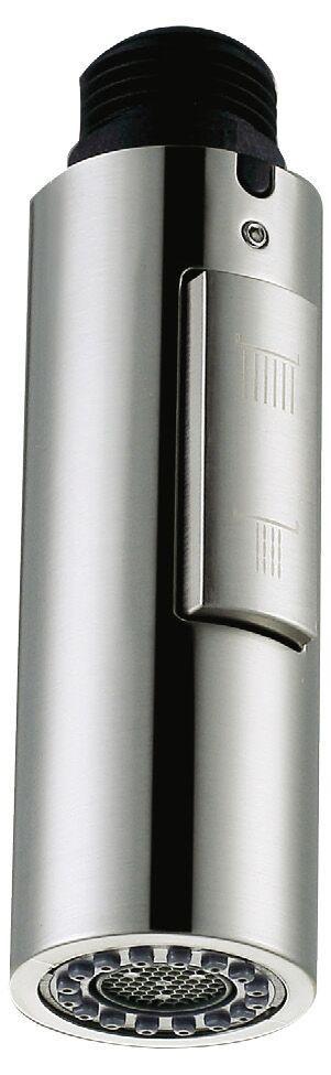 Genoeg Geborsteld Nikkel ABS Sproeier Keukenkraan Vervanging Sproeikop JF26